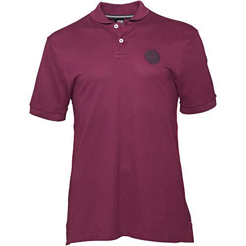 Nike Herren FC Barcelona Polo Shirt Polohemd Burgunderrot (S)
