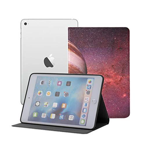 iPad Mini Funda Magnética Fifth Planet In Solar System Kid Mini iPad Case iPad Mini 1/2/3 Auto Sleep/Wake con visualización de múltiples ángulos para iPad Mini 3 / Mini 2 / Mini 1