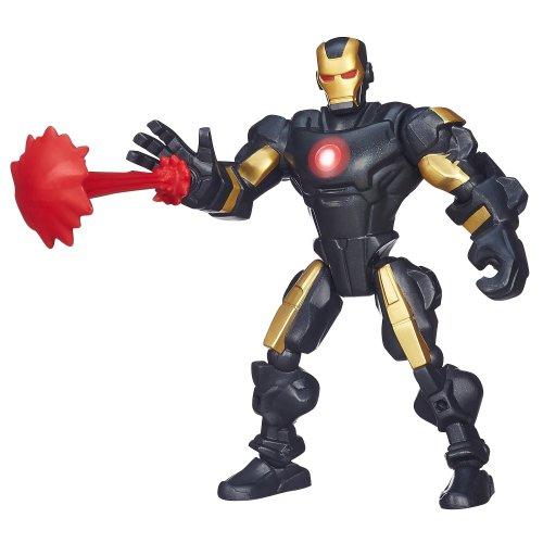 Marvel Super Hero Mashers Iron Man Figura
