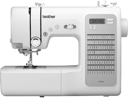 Brother CP100X San Diego Mall Computerized Sewing Machine Quilting and We OFFer at cheap prices White