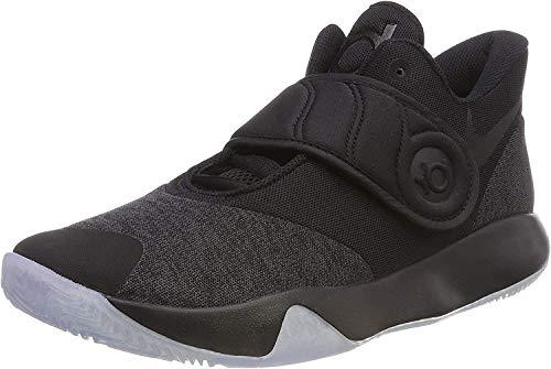 Nike KD Trey 5 Vi, Zapatillas para Hombre, Negro (Black/Black-Dark Grey-Clear 010), 43 EU