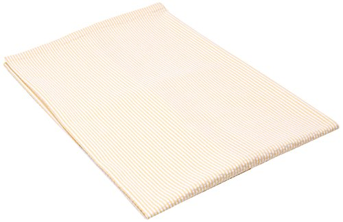 Essix Taie d'oreiller, Coton, Jonquille, 50x75 cm