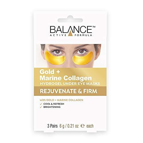 Balance Active Formula Hydrogel Under Eye Masks 3 Pairs