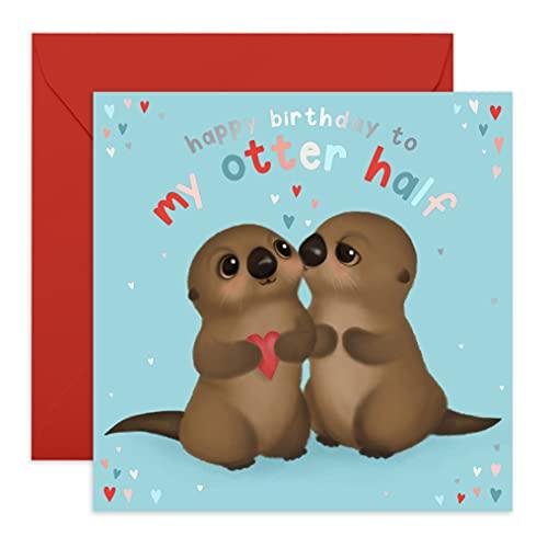 Central 23 - Bonita tarjeta de cumpleaños para novio – Feliz cumpleaños...