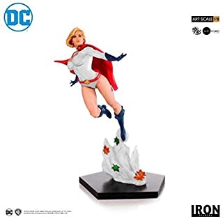 Power Girl Art Scale 1/10 – DC Comics Series 4 by Ivan Reis