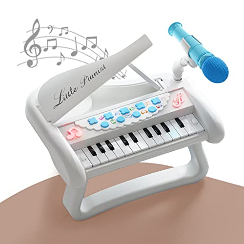 ZHUOYOU Baby Piano Toys for Toddlers 1 2 3 Frist Birthday Gifts for One...