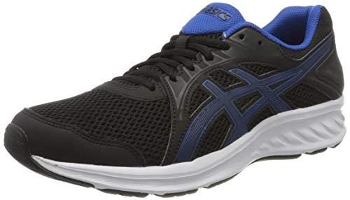 ASICS JOLT 2, Zapatillas de Running Hombre, Negro Azul, 44.5 EU