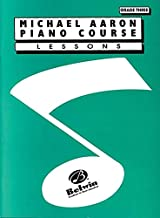 Aaron Piano Course Lessons Grade 3
