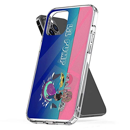 Phone Case Lil Pump Self Titled Phone Case Compatible with iPhone 6 6s 7 8 X XS XR 11 Pro Max SE 2020 Samsung Galaxy Shockproof Shock Tested