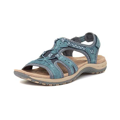 Earth Spirit Fairmont Women's Sandals - SS21-10 - Blue