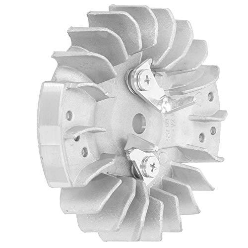 Repuesto de volante, volante de motosierra, accesorio de motosierra, aluminio de alta calidad duradero para 365371372385 390 XP motosierra resistente a la corrosión