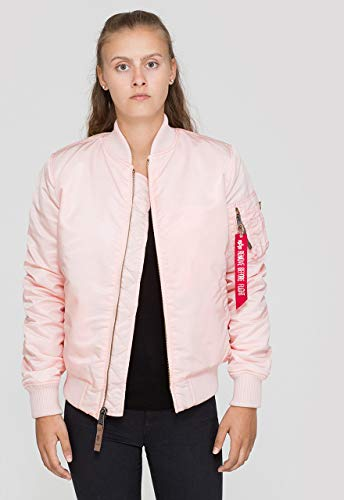 Alpha Industries MA-1 VF 59 Damen Jacke Rosa S