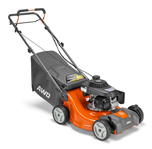 Husqvarna L221A, 21 in. 160cc Honda Walk Behind Self-Propelled Mower