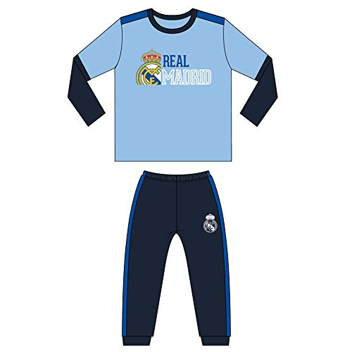 Pijama Real Madrid Adulto Invierno Interlock (L)