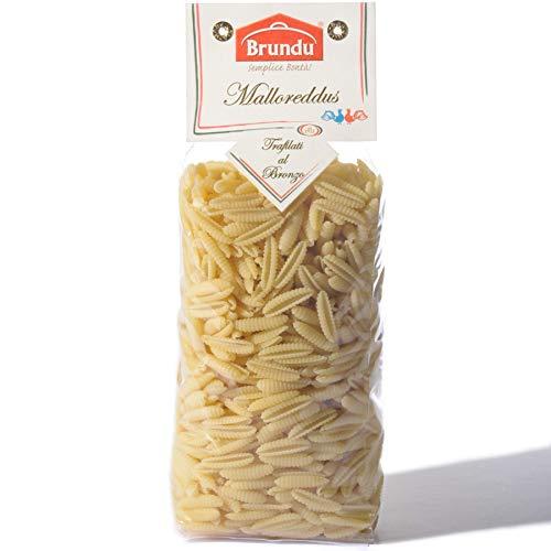 Malloreddus, Trafilate al Bronzo, 500g, Pasta, Nudeln, Brundu Pastifico, Luxury Line