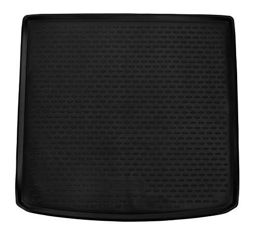 AD Tuning TM30025 Passform Gummi Kofferraumwanne, rutschfest, schwarz
