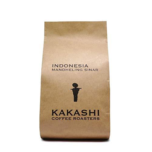 大地と太陽のコーヒー|インドネシア マンデリン シナール 中深煎り <受注後焙煎>(豆のまま200g)