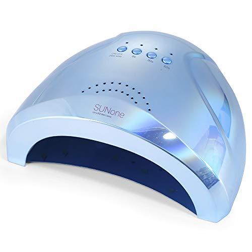 Máquina de terapia de luz de manicura Lámpara para uñas Lámpara de secado rápido 48w para arte de uñas Lámpara de fototerapia led para uñas Tienda de uñas especial