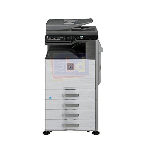 Cheapest Prices! Sharp MX-5141N Ledger/Tabloid-size Color Copier - 51ppm, Copy, Print, Scan, Network...