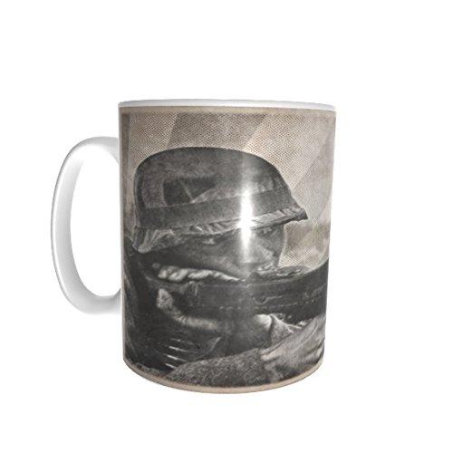 Unbekannt Tasse Kaffeebecher Pott Gott mit Uns