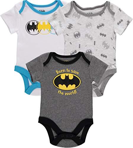 DC Comics Boys' Baby Batman