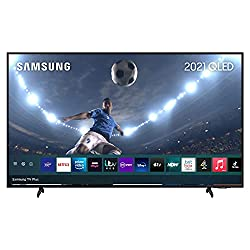 Quantum HDR powered by HDR10+ 100% Colour Volume* AirSlim Smart TV powered by Tizen Dimensions excluding stand WxHxD (mm) 1901 x 1086 x 27
