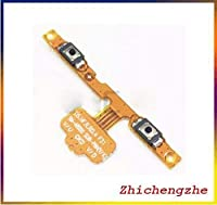 10ピース/ロットサムスンギャラクシーA8 A8000ボリュームオン/オフボタンボリュームコントロールキーフレックスケーブル