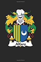 alfaro family crest