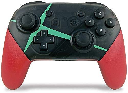 Gamepad sans fil à double vibration, manette jeu PS4, manette jeu sans fil pour contrôleur jeu, combiné pour manette jeu à chargement rapiUSB, compatibilité pour les téléphones Android et Ios, roug