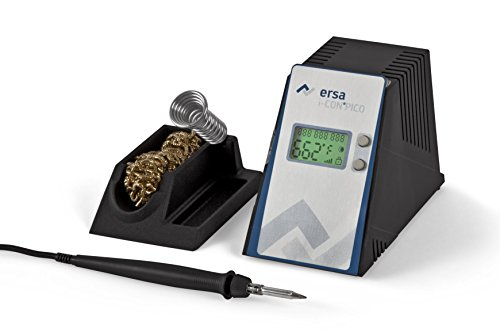 ersa i-CON PICO electronically temperature-controlled soldering station, 80W, 115V with 1.6mm chisel shaped tip (102CDLF16)