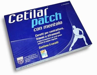 Cetilar Patch Cerotto Ad Azione Locale 5 Pezzi