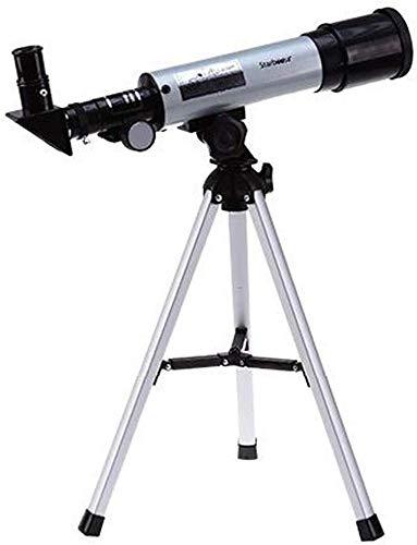 LFDHSF Brechendes astronomisches Teleskop, Monocularssss intelligentes Sucher-Zenith-Spiegel-Teleskop mit Stativ für Geburtstagsgeschenk scherzt Spielwaren