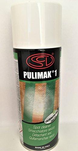 PULIMAK Smacchiatore Spray a Secco rimuovi Macchie 400ML