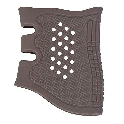 KODENOR Guante de Pistola de Caucho Antideslizante táctico para G17 G19 G20 G21 AK / M4 Holster Handgun Cover Airsoft Gun Manga