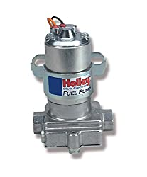 Holley 12-812-1 110- Best Electric Fuel Pump For Carb