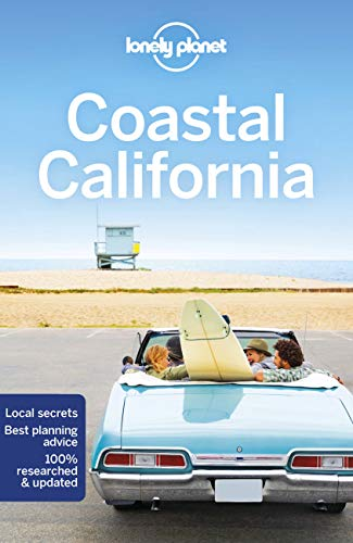 Lonely Planet Coastal California [Lingua Inglese]