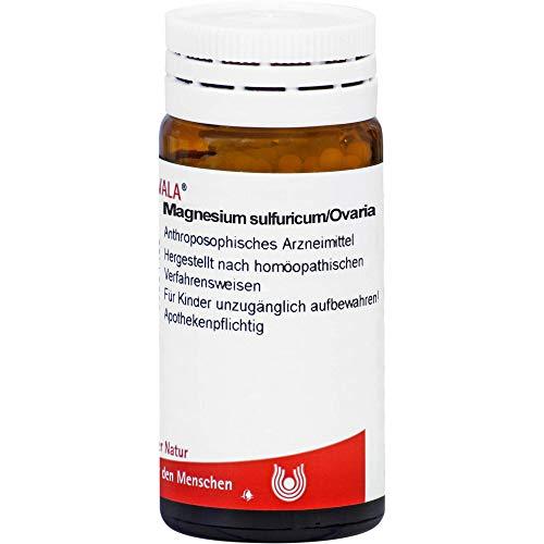 WALA Magnesium sulfuricum/Ovaria comp. Globuli velati, 20 g Globuli