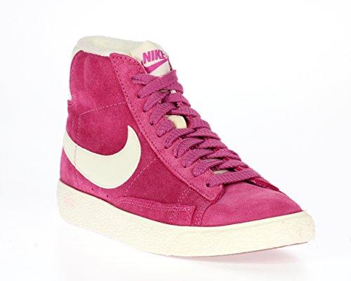 Nike Wmns Blazer Mid Suede Vintage, Zapatillas de Estar por casa para Hombre, Rosa, 44.5 EU