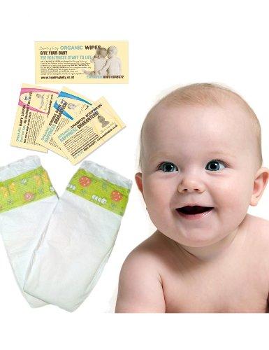 Beaming Baby Pacchetto Campione Pannolinos Maxi (Taglia 3) 2pk