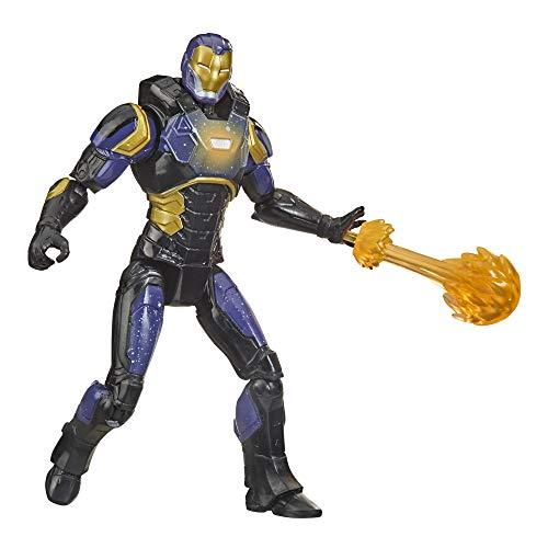 Hasbro Marvel Gamerverse 15 cm große Iron Man Orion Action-Figur zum Videospiel, ab 4 Jahren
