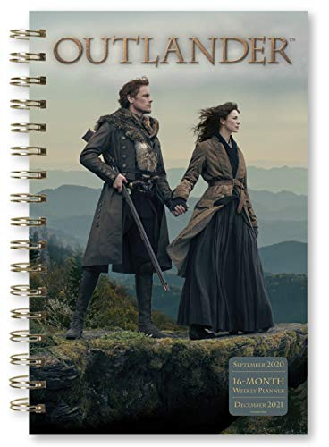2021 Outlander 16-Month Weekly Planner