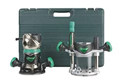 Porter-Cable 7538 - Single Speed Plunge Router