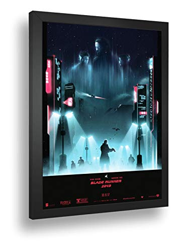 Quadro Decorativo Poste Blade-Runner-2049-Talenthouse