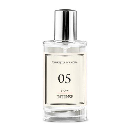 FM by Federico Mahora Parfum No 05 Intense Collection Pour Femme 50ml …
