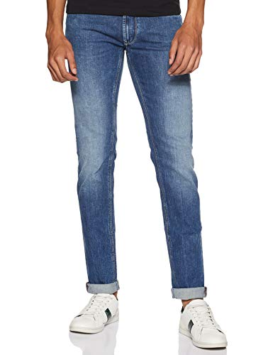 Gas Anders K WK79, Jeans Da Uomo, Blu, 31