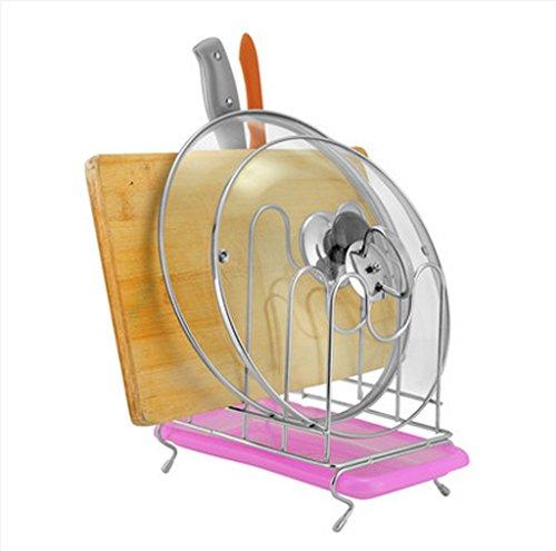 Richtop Portable Cartoon animaux Contenant /à lait pour b/éb/é en poudre Distributeur Trois conteneurs Lattice Infant de stockage des aliments