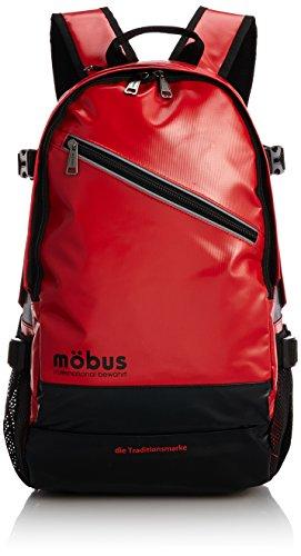 [モーブス] MBX TARPAULINシリーズ 多機能バックパック MBX506 レッド/ブラック One Size
