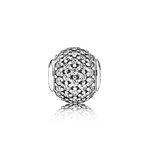 Pandora 925 Charm Silver Bead Generosity Fashion Womenessence Pulsera Brazalete Regalo Diy Jewelry