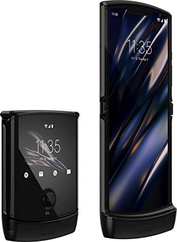 motorola Razr (2019) 128GB, Black - Smartphone