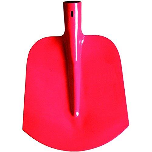 HaWe 236.10 Holländer Schaufel Größe 2, Rot, 30x25x5 cm